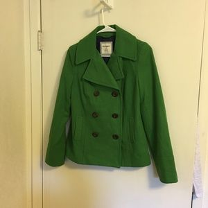 Green Old Navy Coat Size S